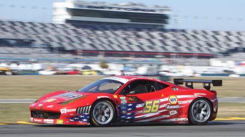 Waltrip raced Ferraris