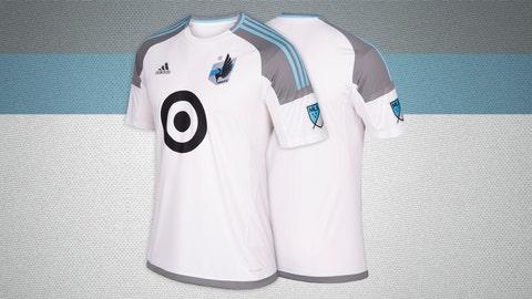 Minnesota United secondary kit