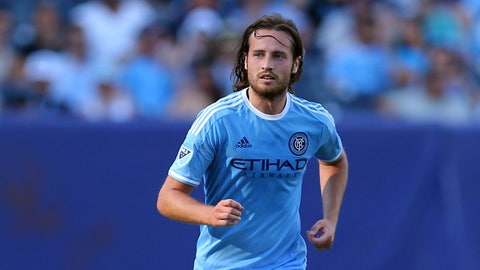 New York City FC* - Mix Diskerud: $773,000