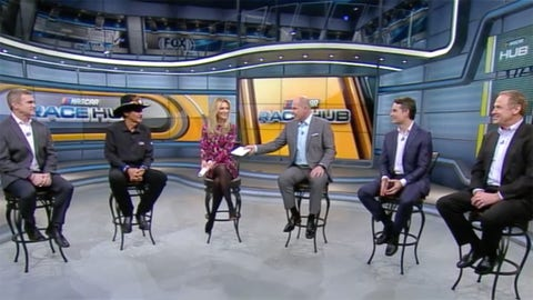 Race Hub weekend edition, Friday, 12:30 p.m. ET