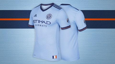 New York City FC primary kit