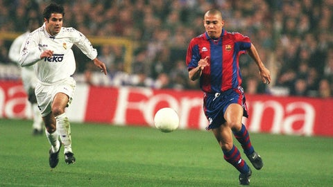 Ronaldo signs for Rangers in 1997 instead of Inter Milan