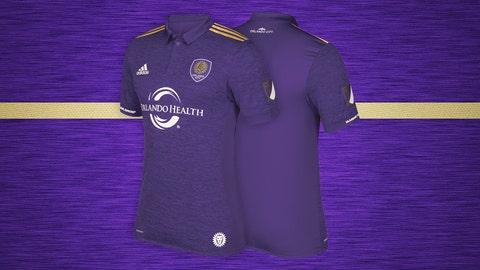 Orlando City SC primary kit