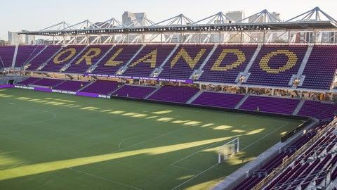 A fortress no more in Orlando