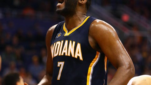 Indiana Pacers at Phoenix Suns