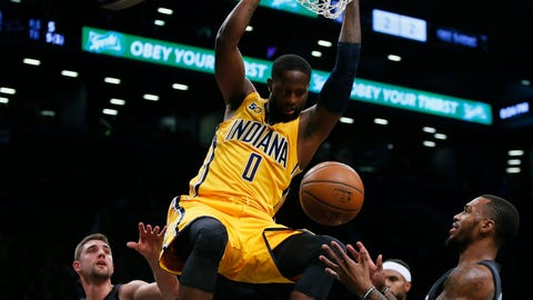 Indiana Pacers at Brooklyn Nets