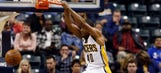 Indiana Pacers action gallery, 2016-17 season