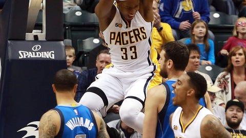 Dallas Mavericks at Indiana Pacers