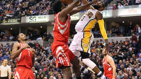 Houston Rockets at Indiana Pacers
