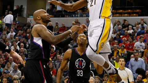 Los Angeles Clippers at Indiana Pacers