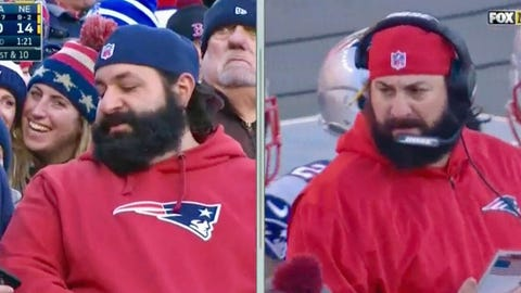 This guy as Matt Patricia