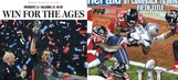What the newspaper headlines are saying about the Patriots Super Bowl win