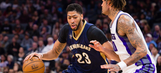 Pelicans fall on the road to Kings