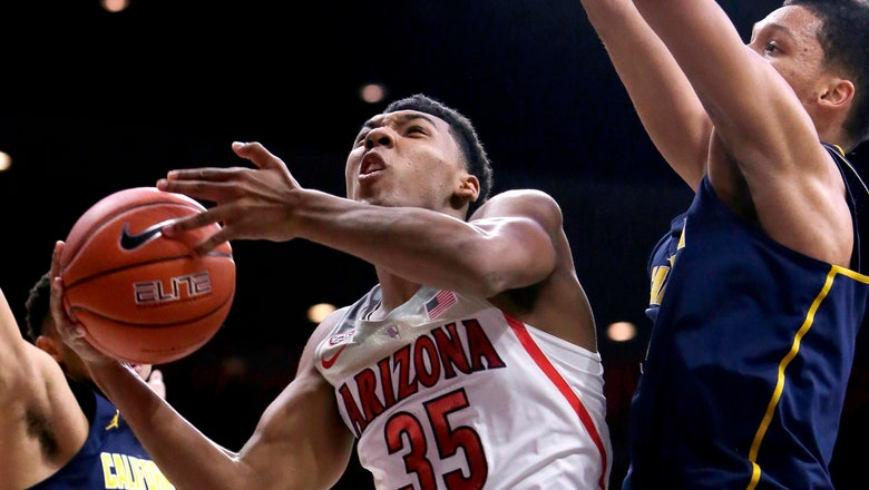 Trier quiet as No. 9 Wildcats hold on to down Cal