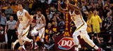 Murphy, Gophers win double OT thriller in Dinkytown