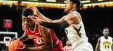 Indiana's struggles continue in 96-90 overtime loss to Iowa