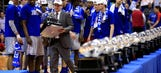 Nice work, Jayhawks, another Big 12 title, but hard part is just starting