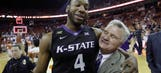 Johnson's late heroics lift Kansas State to 64-61 win over Texas