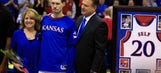 Bill Self bids farewell to his 'favorite Jayhawk of all time' — his son, Tyler