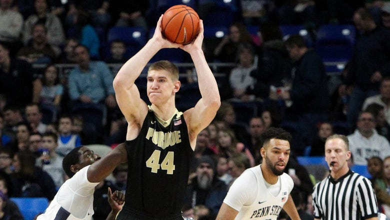 No. 20 Purdue set to tip off against much-improved SIUE squad