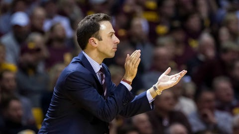 Richard Pitino, Minnesota