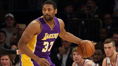 Metta World Peace, 37 years old