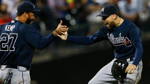Three Cuts: Was Ender Inciarte's second-half surge sign of things to come for Braves?
