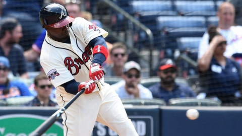 Three Cuts: Braves enter SunTrust Park with more options at third base