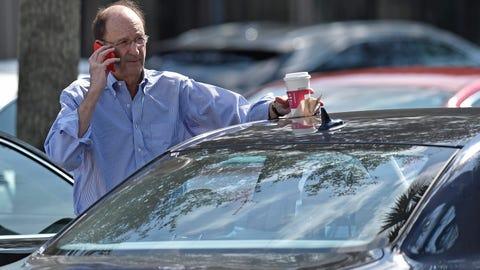 Cardinals Chairman and CEO Bill DeWitt Jr.