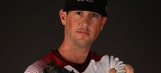 Matusz returns home, looking for chance in D-backs bullpen