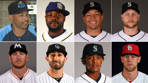 D-backs new faces