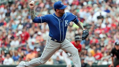 Kansas City Royals: Peter Moylan, RP (38)