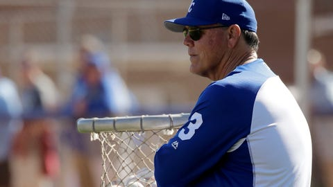 Manager Ned Yost