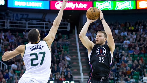 The Jazz and the Clippers are fighting for home-court advantage