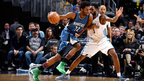 Will Wiggins lead the NBA in minutes played?
