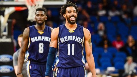 T-2. Mike Conley, Memphis Grizzlies: $26,540,100