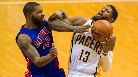 Detroit Pistons at Indiana Pacers