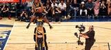 Pacers' Glenn Robinson III wins Slam Dunk Contest