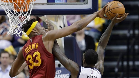 Memphis Grizzlies at Indiana Pacers