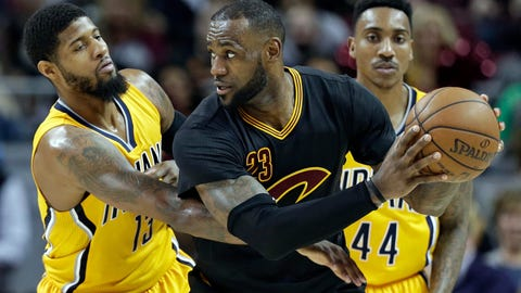 Indiana Pacers at Cleveland Cavaliers