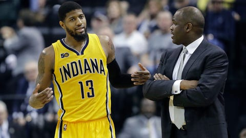 Nate McMillan, Indiana Pacers: F