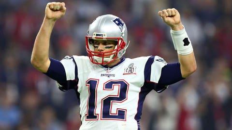 Most Super Bowl passes, career: 309, Tom Brady