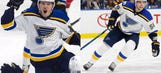 Blues send Barbashev, Paajarvi back to Chicago Wolves