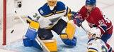 NHL awards Blues' Jake Allen second star of last week