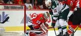 Wild-Blackhawks: Immovable force vs. unstoppable object?