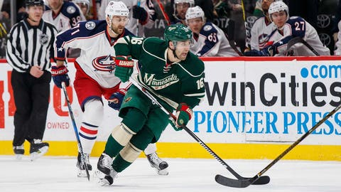 Dec. 4, 2016: The Wild's franchise-record 12-game winning streak begins