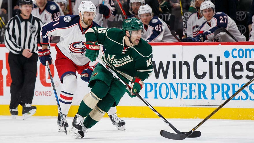Preview: Minnesota Wild At Columbus Blue Jackets