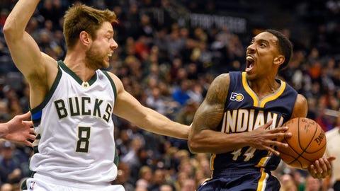 Indiana Pacers at Milwaukee Bucks