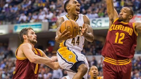 Cleveland Cavaliers at Indiana Pacers