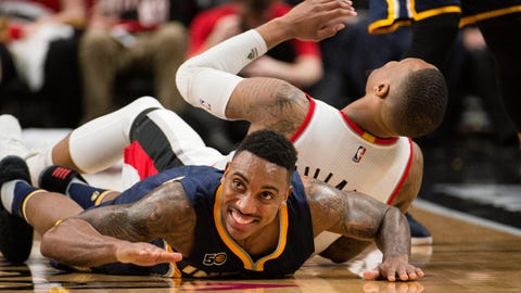 Indiana Pacers at Portland Trail Blazers